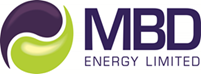 MBD Energy Limited