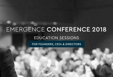 Emergence 2018 Education Session